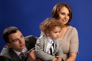 foto familie studio