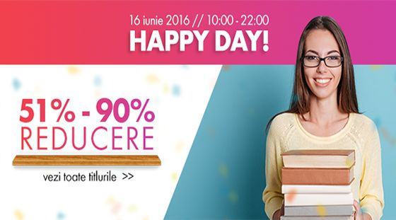 Happy Day la www.Libris.ro