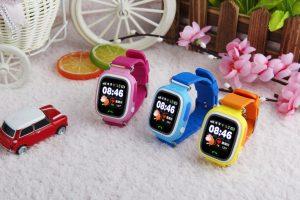 ceas cu gps pentru copii kidgps