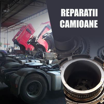 servicii de reparatii camioane