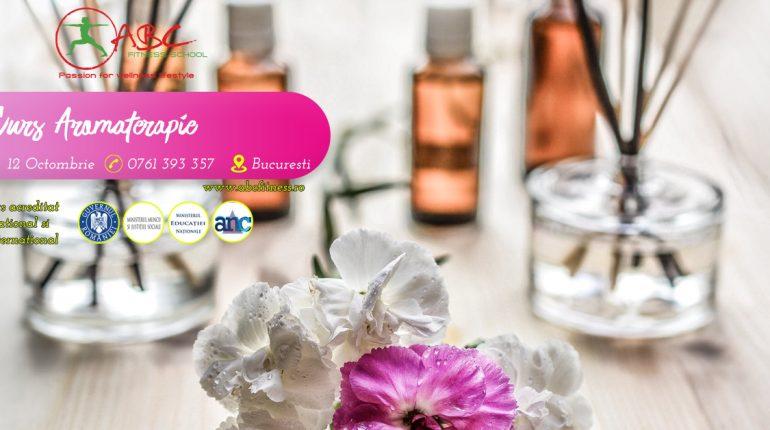 curs aromaterapie