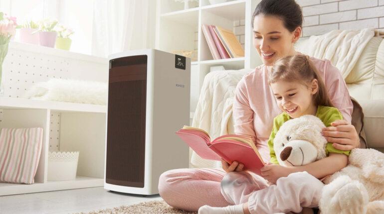 Purificatoare de aer bune pentru copii