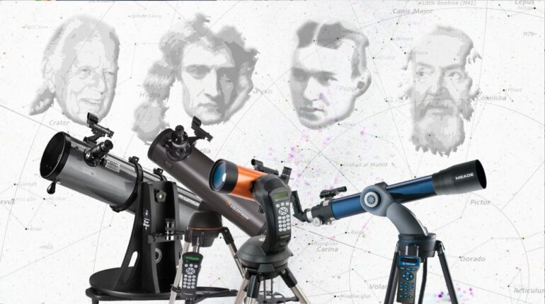 Alegere primul telescop astronomic bun