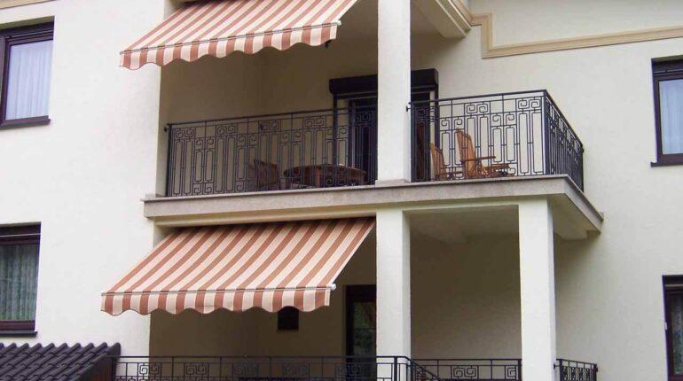marchiza balcon